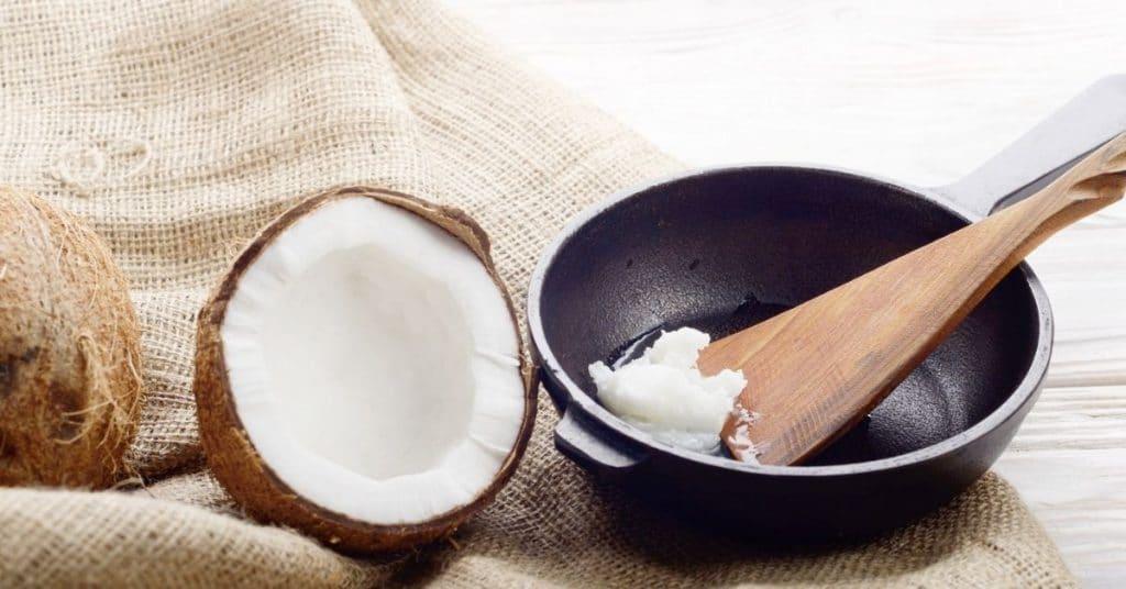 coconut oil keto