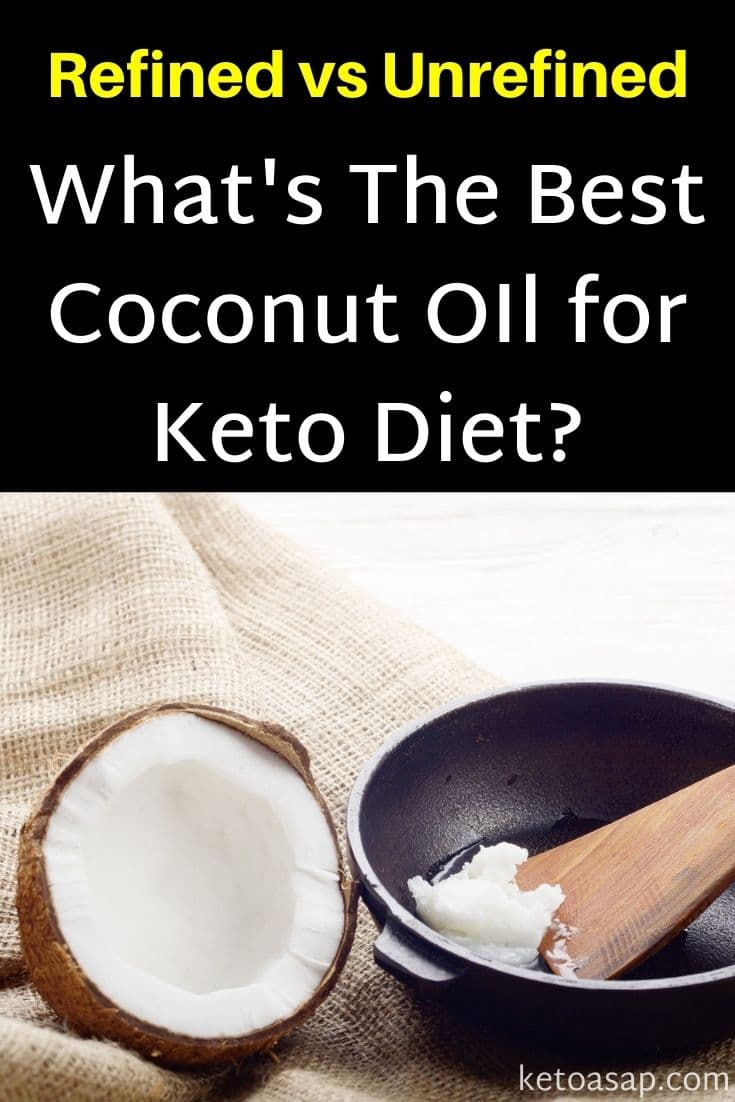 Coconut Oil On Keto Diet: Everything You Need To Know