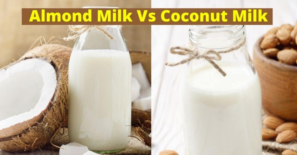 coconut milk vs almond milk