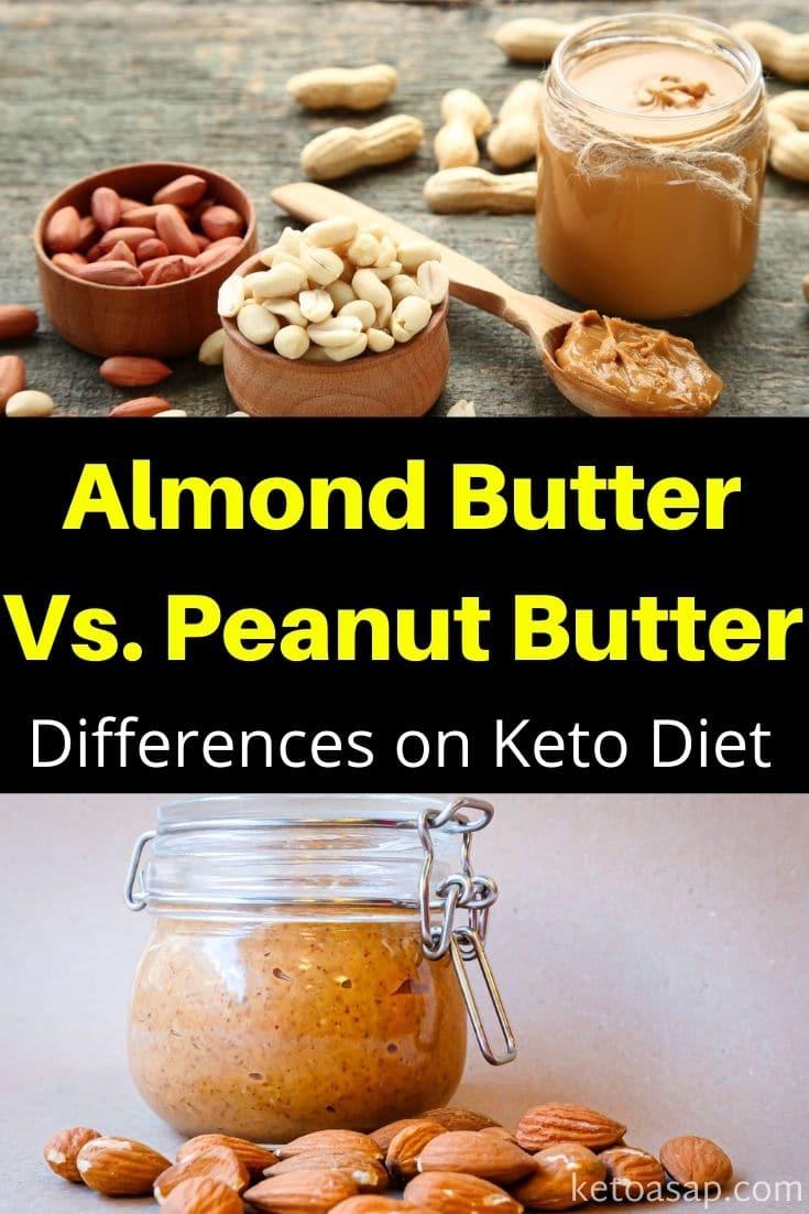 Almond Butter Vs. Peanut Butter On The Keto Diet