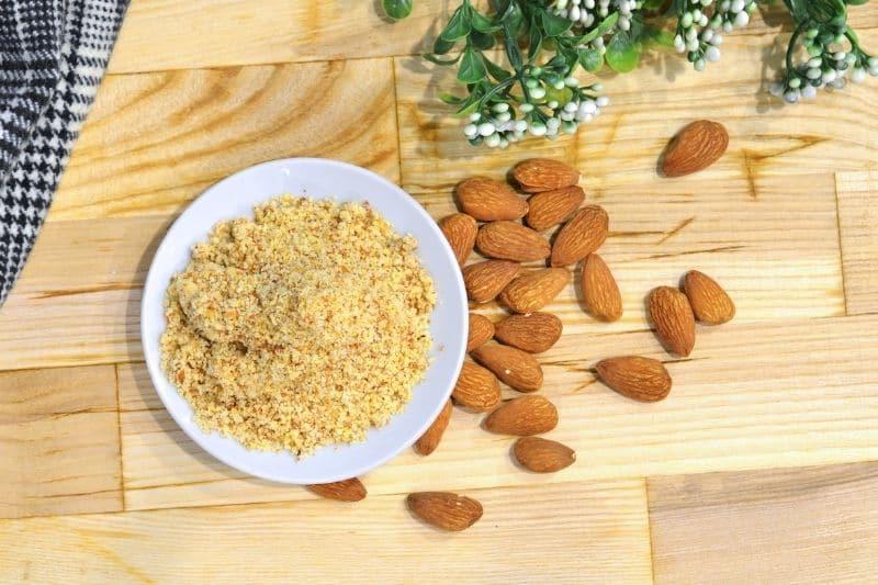 unblanched almond flour