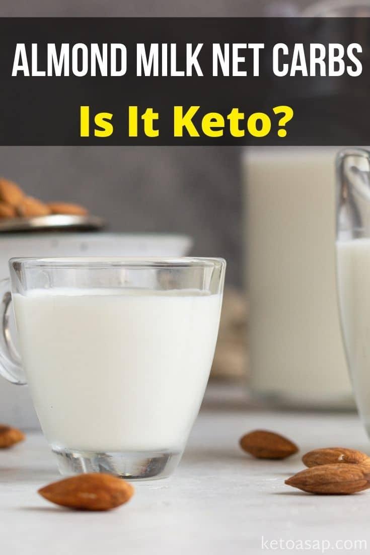 Is Almond Milk Keto Friendly?