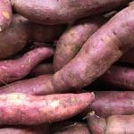 sweet potato keto