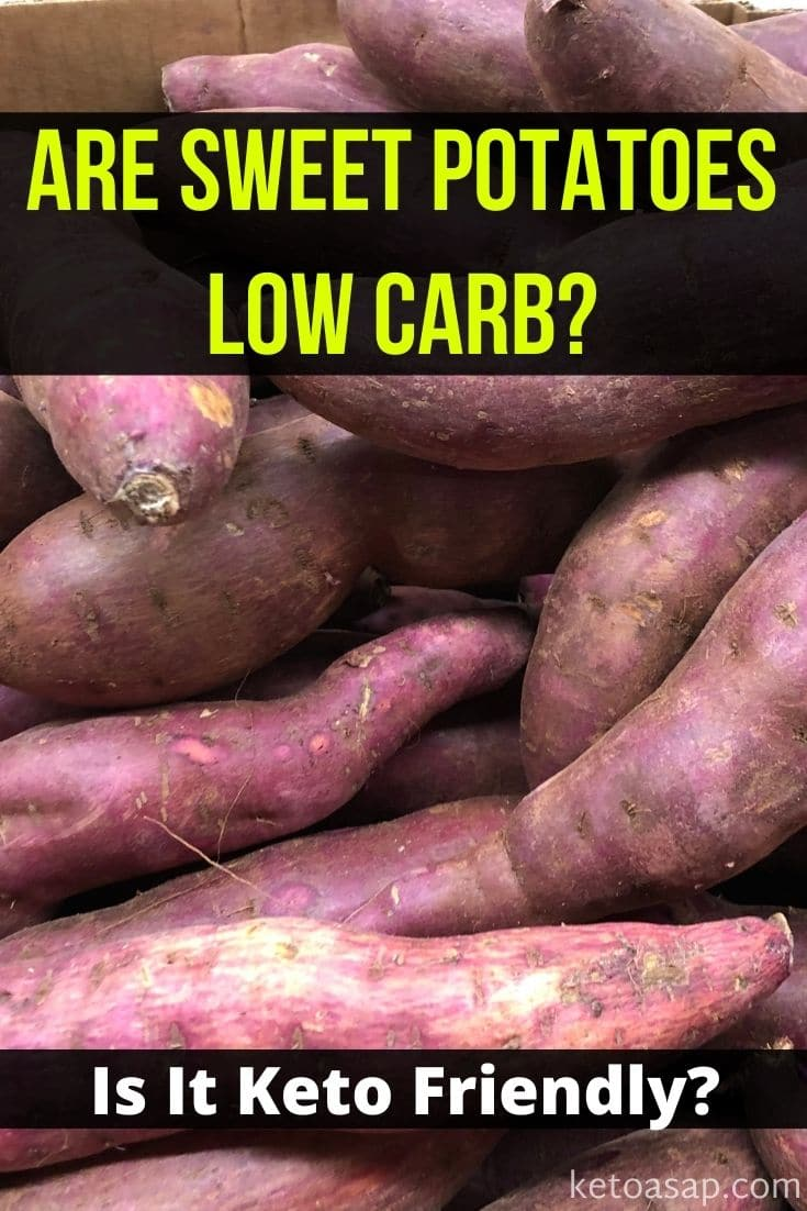 Are Sweet Potatoes Low Carb and Keto-friendly?